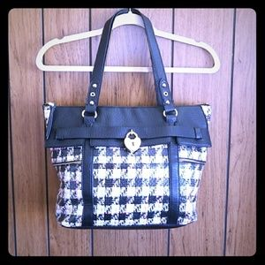 Juicy Couture Leather Tote